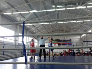 Бокс 3 декабря 5