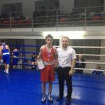 Бокс Суворовка 1