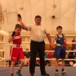 Бокс первенство КЧР 3